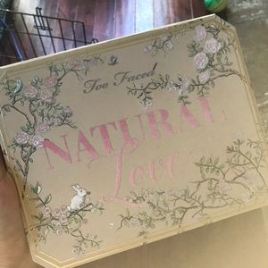 TooFaced Natural Love Palette 💕